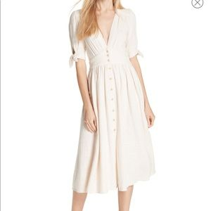 Free people love of my life dress, small